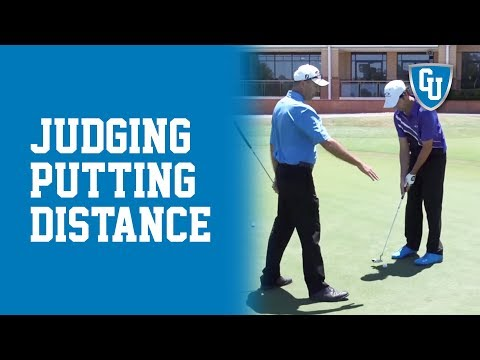 How to Judge Your Putting Distance and Avoid Three Putts   3 Putting Golf Lesson