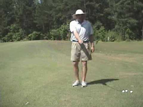 Left Hand Only to improve your chipping