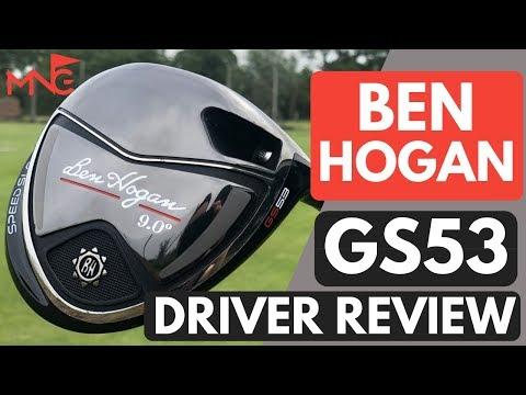Ben Hogan GS53 Driver Review