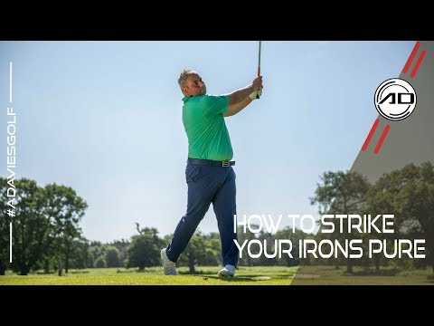 How To Strike Your Irons| Shaft Lean Secrets