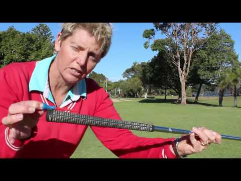 #117 Web TV: Stop Your Golf Grip From Slipping