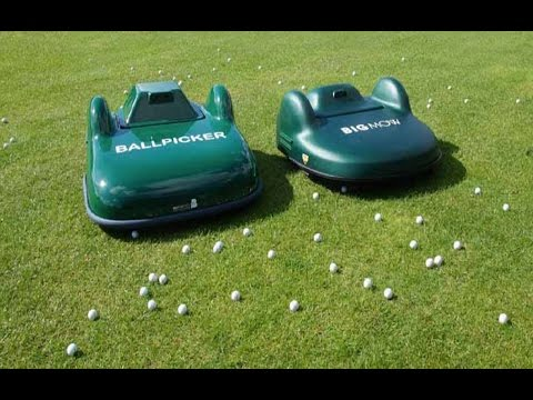 Modernise Your Golf Driving Range Outfield Maintenance With TrueBots