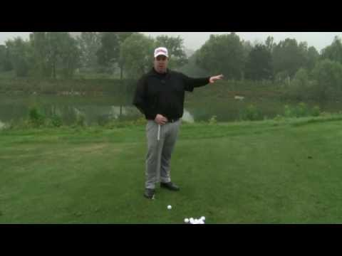 Simon Weston Golf Tips #3: Towel drill for chipping