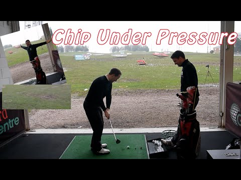 YouTube Chipping Tip: Chip Under Pressure