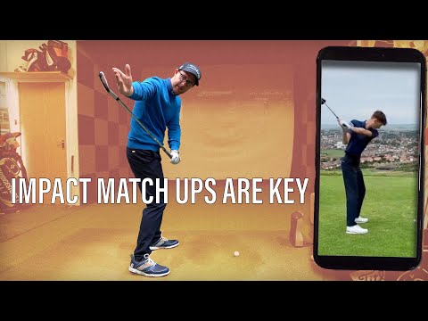 GOLF IMPACT IS A PRODUCT OF YOUR SWING