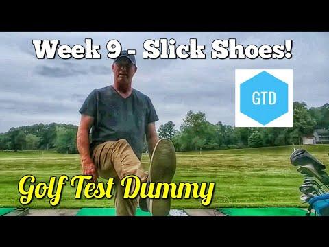 Play Better Golf – Jim Venetos Golf Academy Training Week 9 – Golf Test Dummy