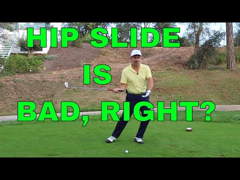 WEIGHT SHIFT MADE EASY! (IN THE GOLF SWING 2018)