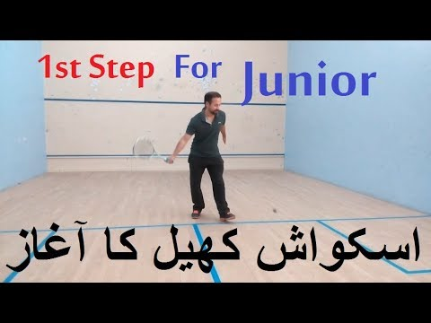 How To Play Squash Game Alone For Beginners