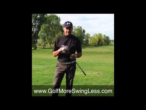 Golf Swing Plane Fix – Diagnose and fix your swing path