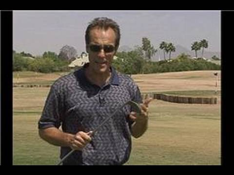 Golf Chipping & Pitching Tips : Golf Chipping & Pitching: Sand Wedge