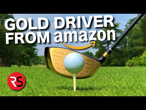 I bought this GOLD driver from Amazon….