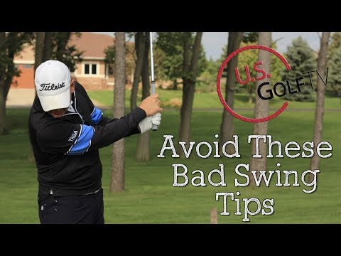 3 Common Golf Tips That Are Terrible Advice