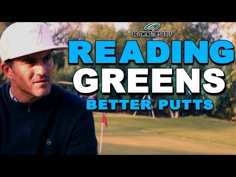 GG's Top Putting Golf Drills For Reading Greens