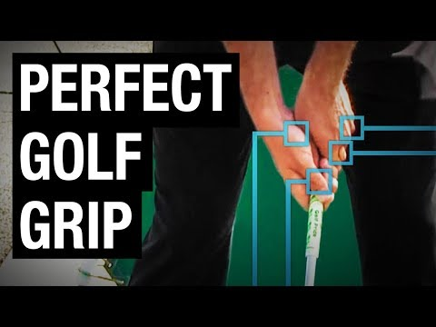 The Perfect Golf Grip (1 Finger Test)