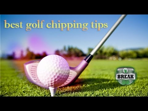 best golf chipping tips by bobby's