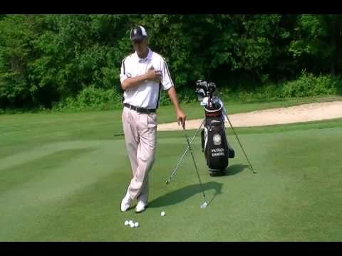 Chipping Golf Tip… keep the mind quiet!