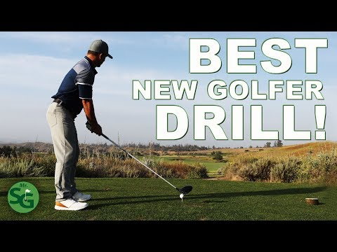 The Best Golf Driver Drill for New Players and the Higher Handicap | Mr. Short Game
