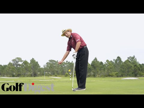 David Leadbetter Has 4 Steps to the A Swing Release | Golf Tips | Golf Digest