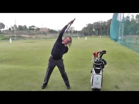 Watch Miguel Angel Jimenez's Unique Warm-Up Routine | Golf Monthly