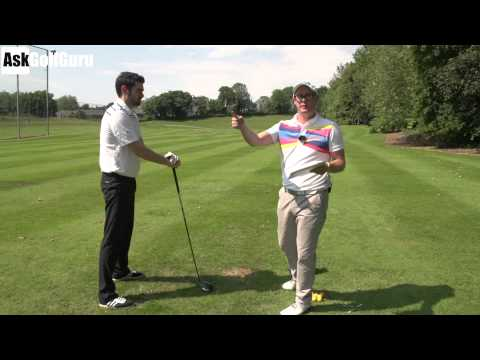 Is Your Golf Backswing Too Flat
