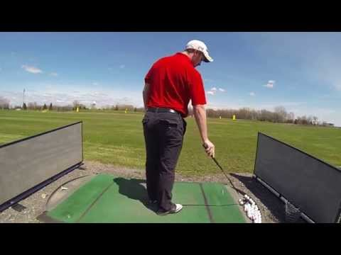 GoPro Golf: Practicing at the Driving Range