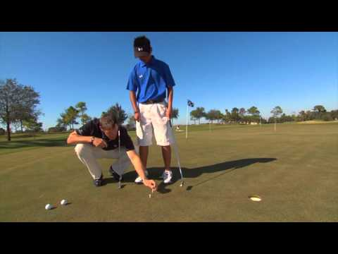 Putting Direction – Putting Tips and Drills Series by IMG Academy Golf (4 of 4)