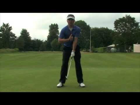 Phil Allen Golf Tips ( reverse hand grip)