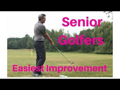 Best golf swing for Seniors who are not improving.