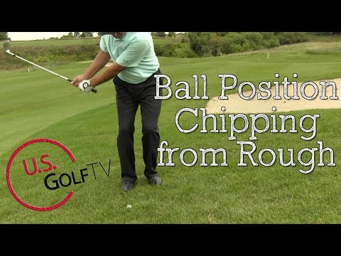 How to Hit Chip Shots from the Rough