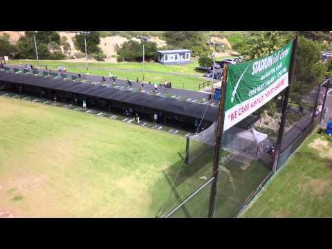 Stadium Golf Center – Driving Range Overview