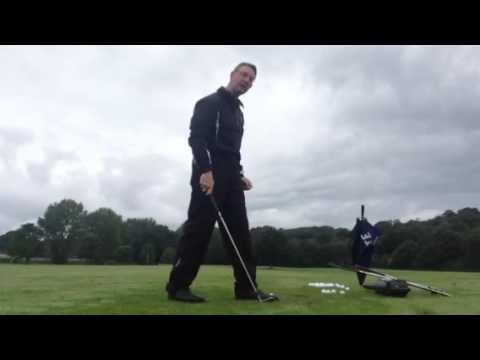 Easiest swing in golf , Julian striking irons and woods, senior golf specialist