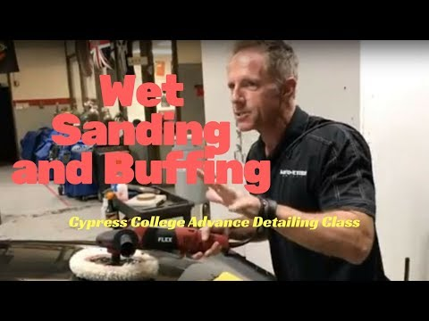 Wet Sanding for Beginners: How to colorsand car paint; short and long tutorial
