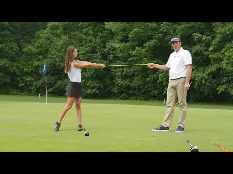 Speed Drill Segment – Golf Swing Basics – IMPACT SNAP