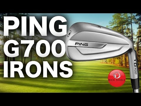 The most FORGIVING PING irons I've hit – G700 Review