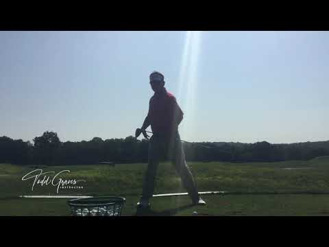 Single Plane Golf – Don't forget the how the body stops