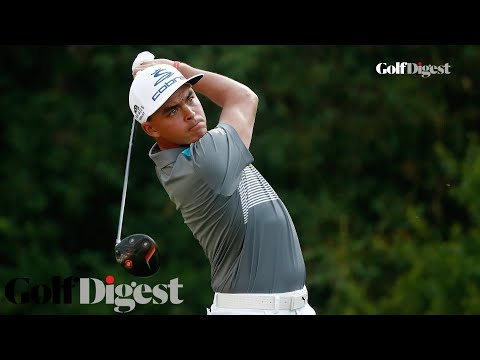 Rickie Fowler Gives Tips on How to Drive the Ball Further | Golf Tips | Golf Digest