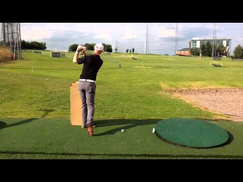Stop Your Lead Leg Collapsing In The Golf Swing