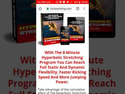 How To Become More Flexible In The Legs For Dance & Mixed Martial Arts Kicks Taekwondo