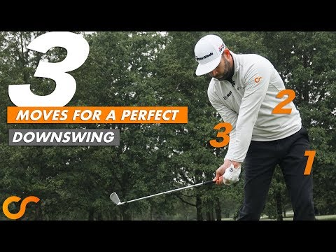 HOW TO MAKE A PERFECT DOWNSWING