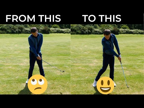 IMPACT POSITION DRILLS TO NAIL YOUR IRONS
