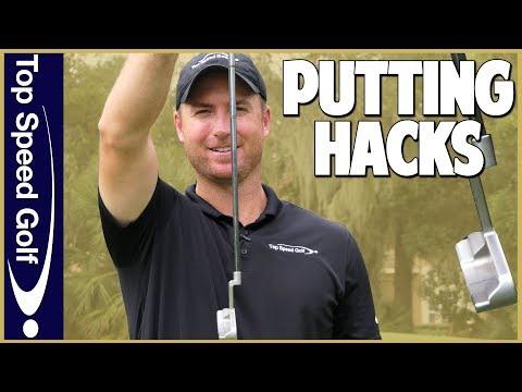5 Putting Hacks