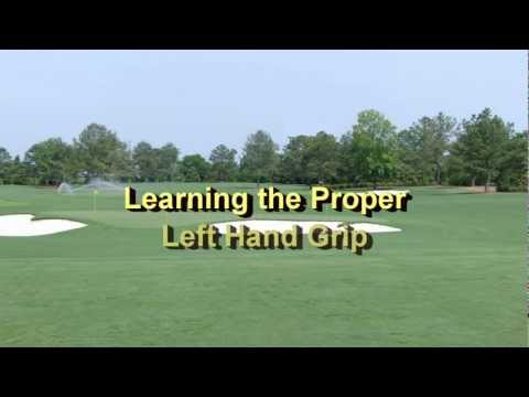 Wadden Golf – Grip Series (Part 2) The Left Hand