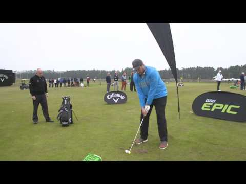 The right swing plane will lead to more consistency