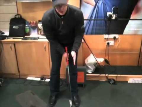 Golf Instruction   Putting Lesson