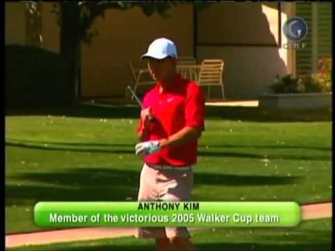 Golf Tips – Anthony Kim – Short Game and Putting