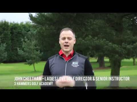John Cheetham PGA Pro Putting Distance Control Tips   3 Hammers Golf Academy   Ladies Love Golf