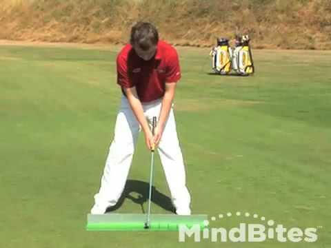 Golf Putting Lesson – Golf Tips, Golf Instruction