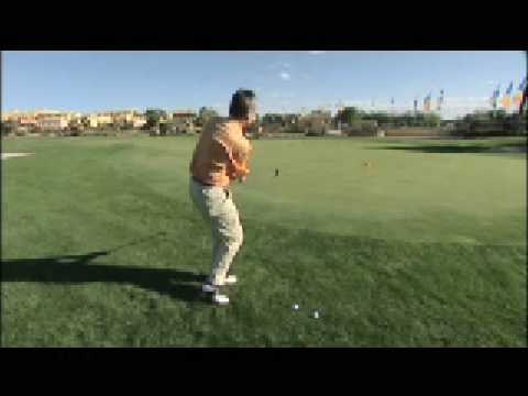 Golf Monthly tip: Chipping distance drill