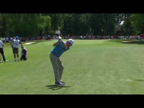 Nate Lashley Iron Golf Swing