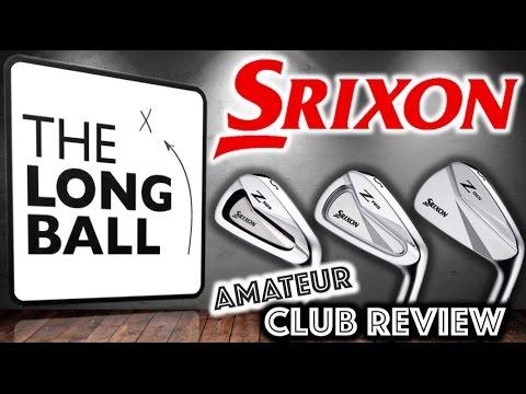 Srixon Z565 Z765 Z965 Irons – Amateur Golf Club Review